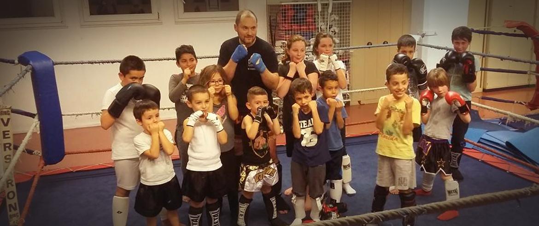 Cours de Boxe section enfants