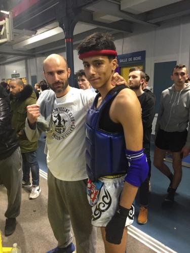 Wissam-champion-muay-thai-IDF