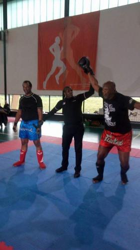 Venus Champion Kick Boxing vétéran